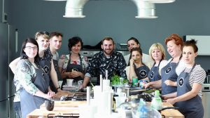 Organizacja eventów firmowych w Pracowni Kulinarnej